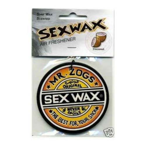 Mr. Zog's Sex Wax Mr Zogs Sex Wax Coconut Luchtverfrisser