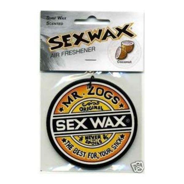 Mr Zogs Sex Wax Coconut Luchtverfrisser