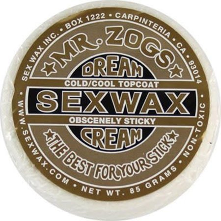 Mr. Zog's Sex Wax Mr Zogs Sex Wax Dreamcream Gold Cold/Cool