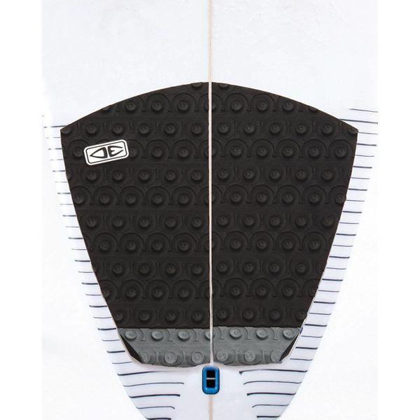 O&E Octo 2 Piece Tailpad Black