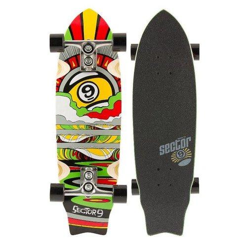 Sector 9 Sector 9 SkatePark Skateboard