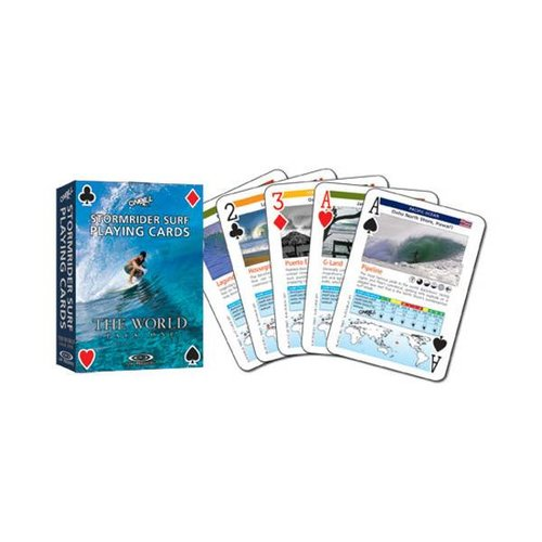 Low Pressure Stormrider Playing Cards