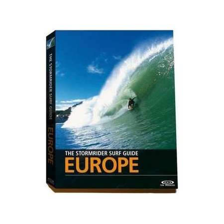 Low Pressure The Stormrider Guide Europe (new edition)