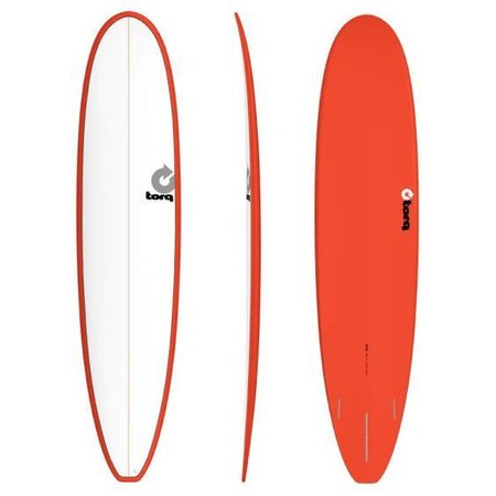 Torq Torq Funboard Red White Deck 8'6''