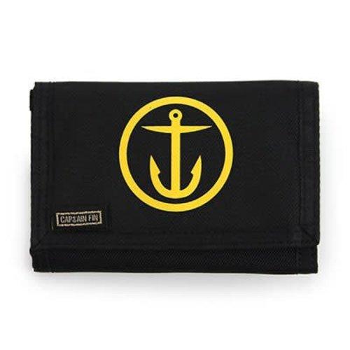 Captain Fin Captain Fin Anchor Tri-Fold Wallet Portemonnee