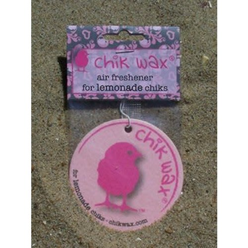 Chik Wax Chik Wax Lemonade Air Freshener