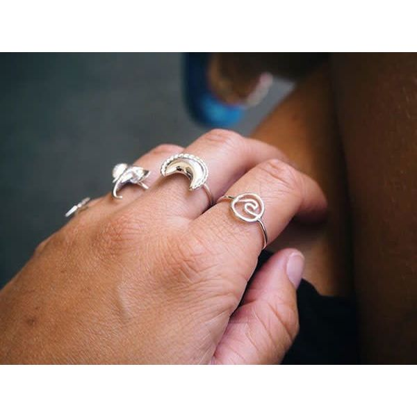 At Aloha Ocean Child Ring