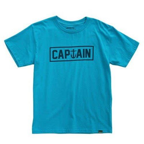Captain Fin Captain Fin Kids Naval Captain Tee