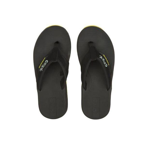 Cool Shoe Heren Venture Zwarte Slippers