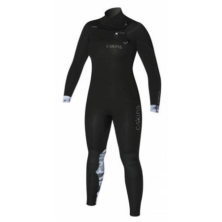 C-Skins C-Skins ReWired 5/4 Dames Winter Wetsuit Trees