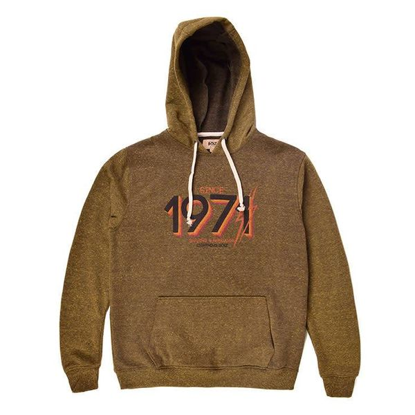 Lightning Bolt Heren 1971 Fleece Hoodie