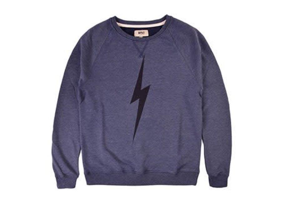 Lightning Bolt Heren Forever Crew