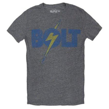 Lightning Bolt Lightning Bolt Heren SS Tee Grey Melange