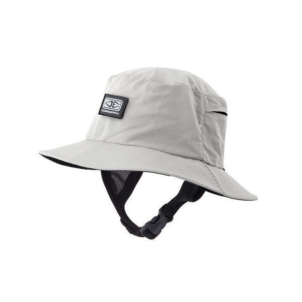 O&E Bingin Soft Peak Surf Hat Grey