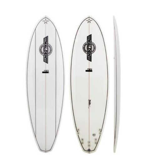 Walden Surfboards Walden Mini Mega 6'10''