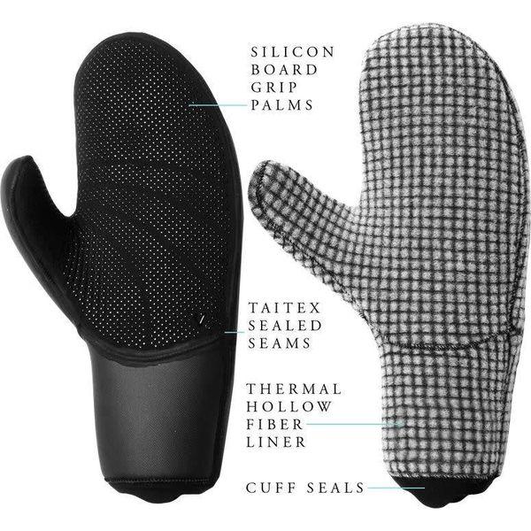 Vissla 7 Seas 7mm Mitten Surf Glove