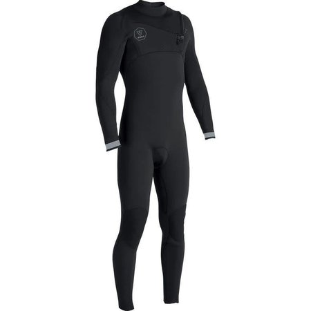 Vissla Vissla 7 Seas 5/4 Heren Winter Wetsuit Black Fade
