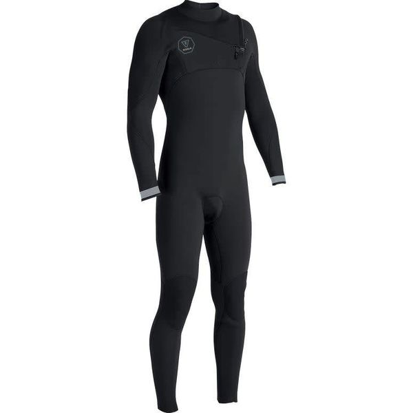 Vissla 7 Seas 5/4 Heren Winter Wetsuit Black Fade