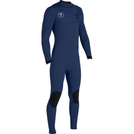 Vissla Vissla 7 Seas 5/4 Heren Winter Wetsuit Dark Naval