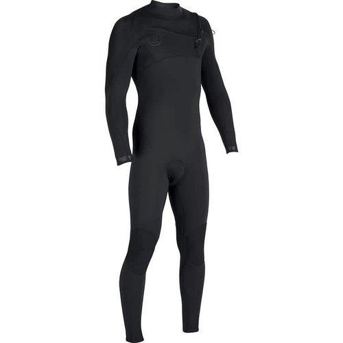 Vissla Vissla 7 Seas 4/3 Heren Zomer Wetsuit Stealth