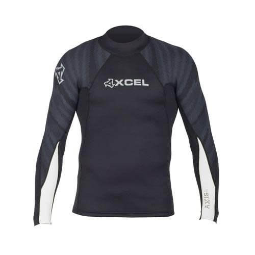 Xcel Xcel AXIS Heren 2.1mm Lycra Long Sleeve