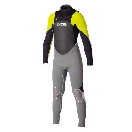 Xcel Xcel AXIS X1 4/3 Kinder Winter Wetsuit
