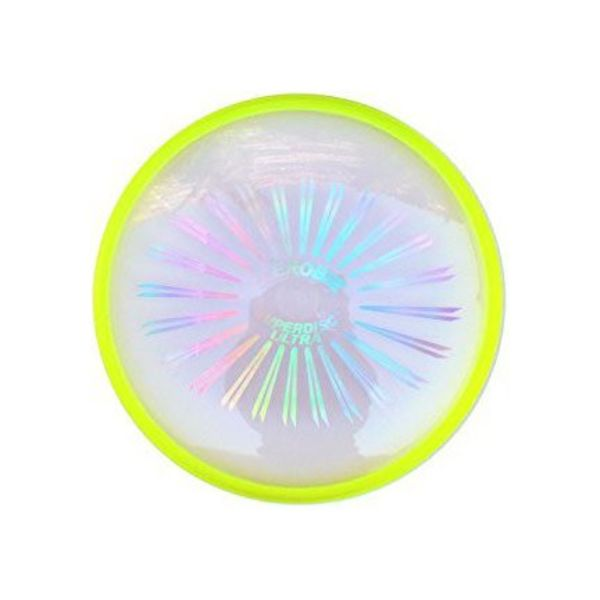 Aerobie Superdisc Ultra Frisbee Geel