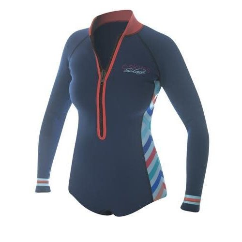 C-Skins C-Skins Solace 2mm Dames Wetsuit Shorty High Cut
