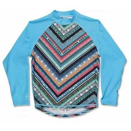 Dakine Dakine Kinder Lycra Long Sleeve Native Isla