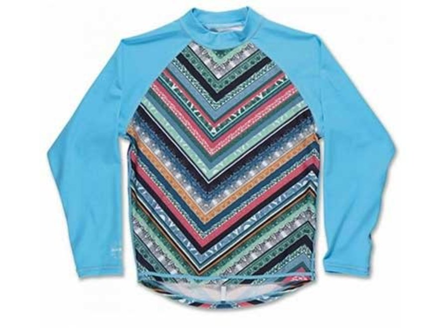 Dakine Kinder Lycra Long Sleeve Native Isla