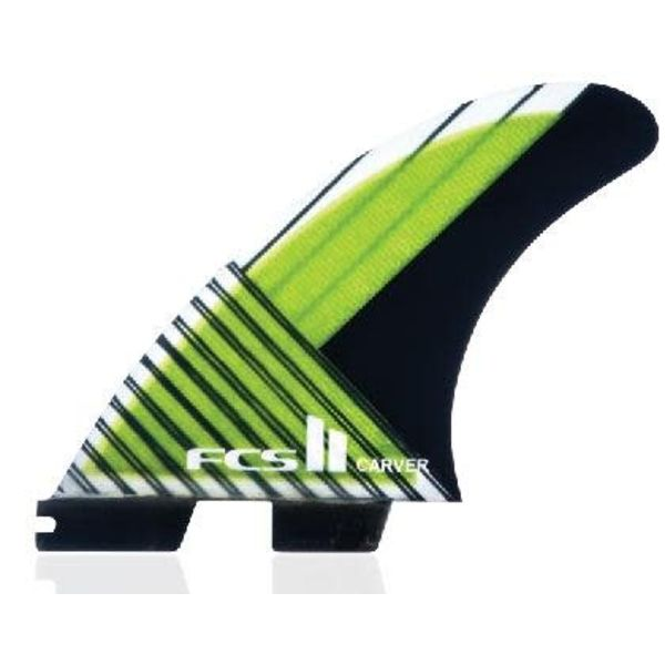 FCS II Carver PC Carbon Thruster Fins