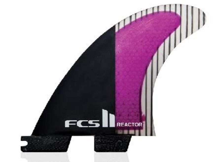 FCS II Reactor PC Carbon Thruster Fins