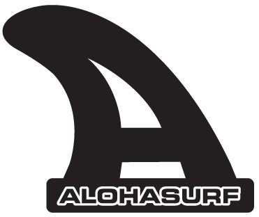 Aloha Surf Huismerk