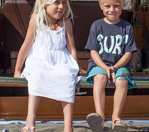 Children's Shoes & Flip Flops
