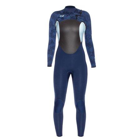 Xcel Xcel AXIS X2 5/4 Dames Winter Wetsuit Ink Blue