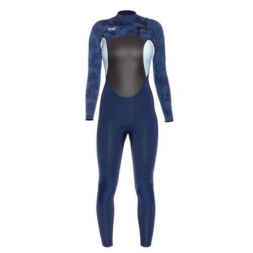 Xcel Xcel AXIS X2 5/4 Dames Winter Wetsuit Ink Blue