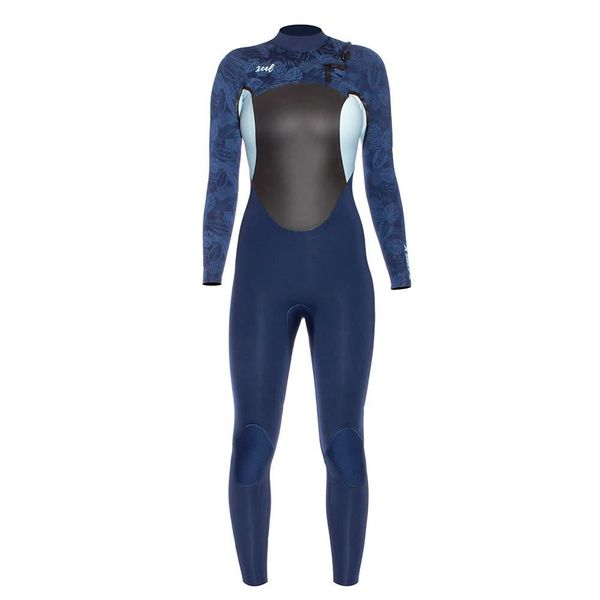 Xcel AXIS X2 5/4 Dames Winter Wetsuit Ink Blue