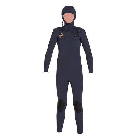 Xcel Xcel Comp X 5/4 Kinder Winter Wetsuit Hooded