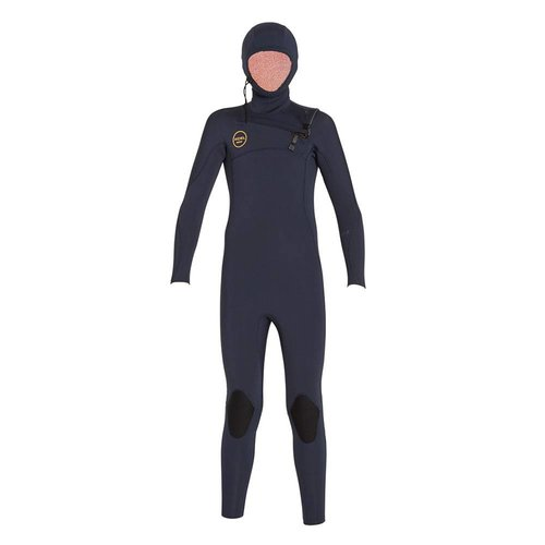 Xcel Xcel Comp X 5/4 Kinder Winter Wetsuit Hooded