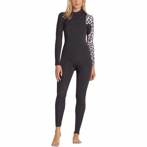Billabong Billabong 3/2 Furnace Comp Dames Zomer Wetsuit