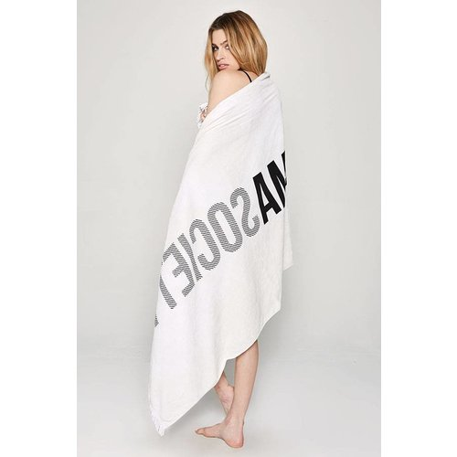 Amuse Amuse Iconic White Towel