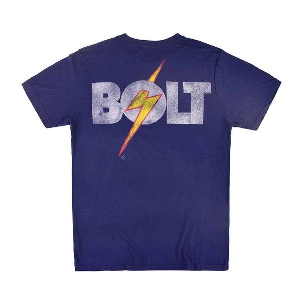 Lightning Bolt Heren SS Pocket Tee