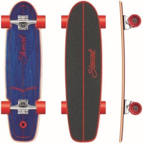 Stewart Surfboards Stewart Paars/Blauw 28.25'' Skateboard