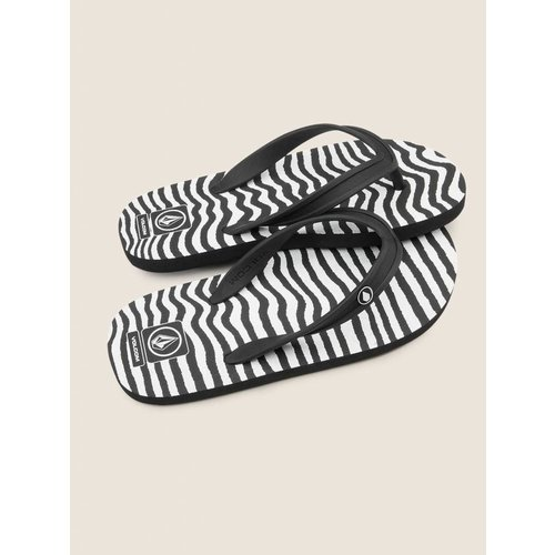 Volcom Volcom Kids Rocker 2 Dark Wave Slippers