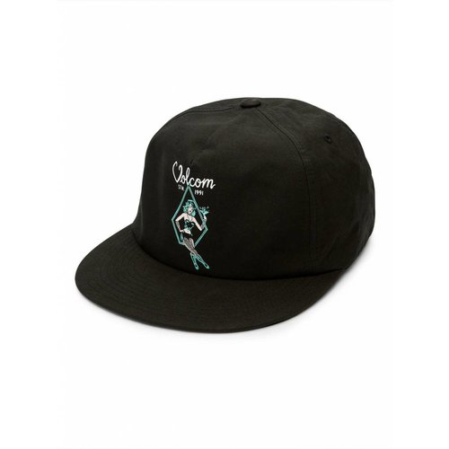 Volcom Volcom Swingers Saloon Black Cap