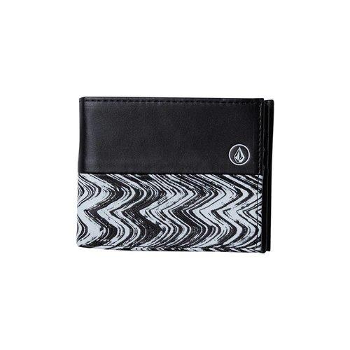 Volcom Volcom Radiator 3F Black Wallet