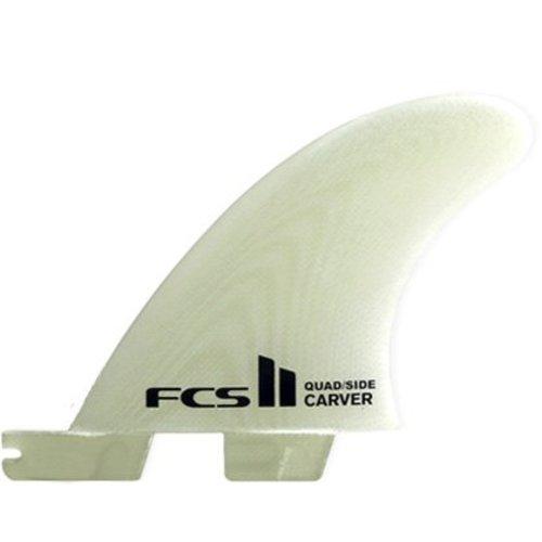 FCS FCS II Carver PG Quad Rear Side Bites