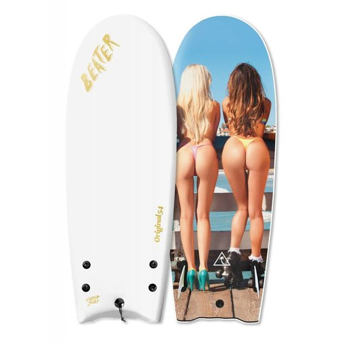 Catch Surfboards Catch Beater 54 inch Pro 10th Anniversary Twin Fin
