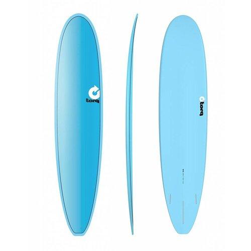"""Torq Torq Longboard Full Fade Blue 8'6"""""""