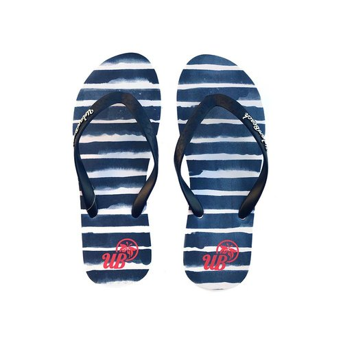 Urban Beach Urban Beach Dames Blue Lihue Slippers